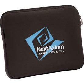 Company Neoprene Zippered Tablet Sleeve