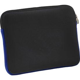 Custom Neoprene Zippered Tablet Sleeve