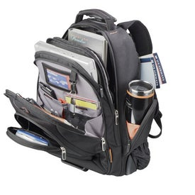 Neotec Rolling Compu-Backpack Imprinted with Your Logo