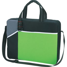 Company Network Briefcase/Messenger Bag