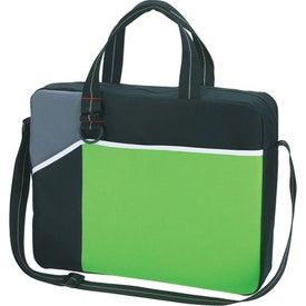 Company Network Briefcase/Messenger Bag
