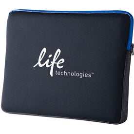 New Age Neoprene Laptop Sleeve for Marketing
