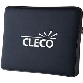 New Age Neoprene Laptop Sleeve for Advertising