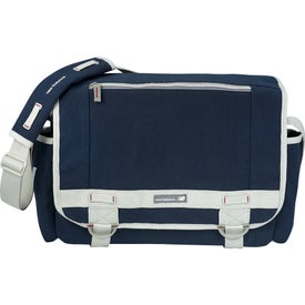 New Balance 574 Classic Compu-Messenger Bag
