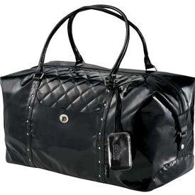 Nicole Weekender Duffel Bag for Promotion