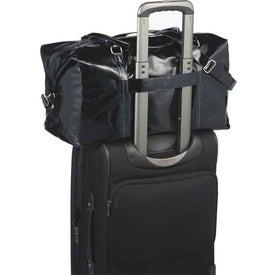 Nicole Weekender Duffel Bag for Customization