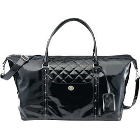 Customized Nicole Weekender Duffel Bag