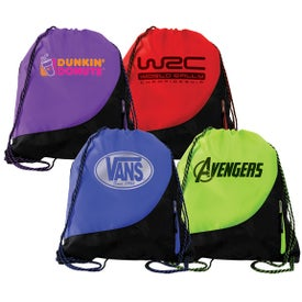 Nitro Drawstring Backpack