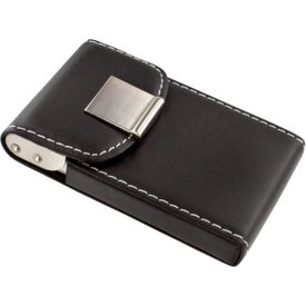 Advertising Noir III Business Card Case