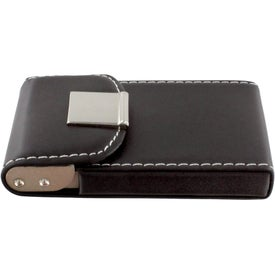 Noir III Business Card Case for Marketing