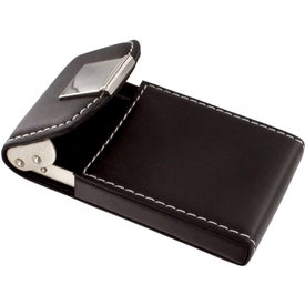 Noir III Business Card Case
