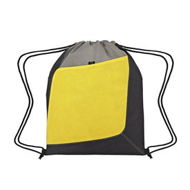 Non Woven Accent Sports Pack Imprinted with Your Logo
