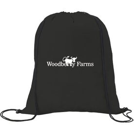 "Non-Woven Drawstring Backpacks (13.5"" x 16.375"")"