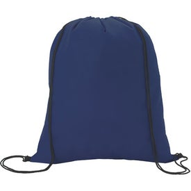 Non-Woven Drawstring Backpacks Branded with Your Logo