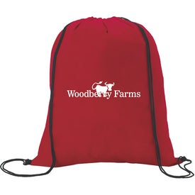 Custom Non-Woven Drawstring Backpacks