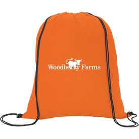 Non-Woven Drawstring Backpacks for Marketing