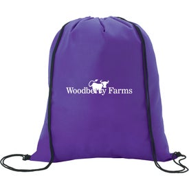 Non-Woven Drawstring Backpacks for Customization
