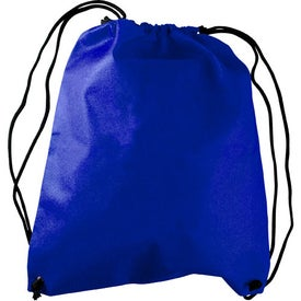 Non-Woven Drawstring Backpack for Advertising