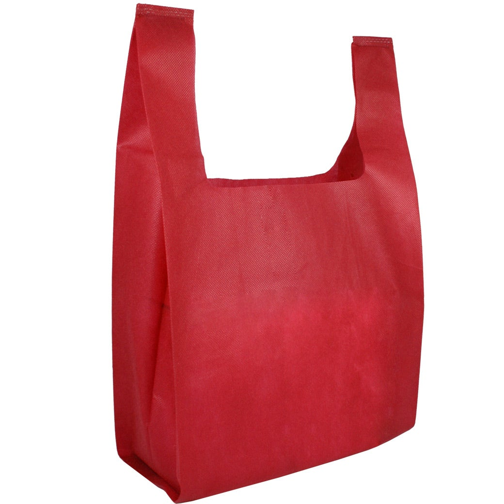 Promotional Non Woven Lite Grocery Bag with Custom Logo for $0.63 Ea.