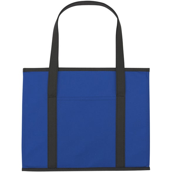 Royal Blue Non-Woven Multi-Tasking Organizer