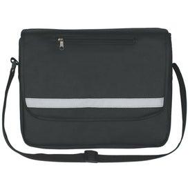 Non Woven Reflective Messenger Bag