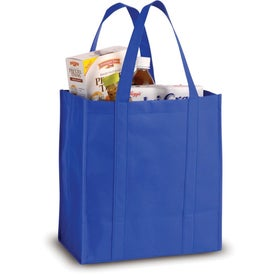 Non Woven Super Shopper Branded with Your Logo