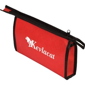 Non Woven Zipper Pouch for Customization