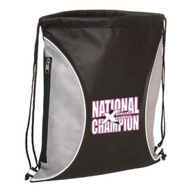 Non-Woven Zip-Side Backpack - 80GSM for Advertising
