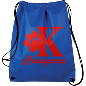 Non Woven Cinch Up Back Pack for Your Company