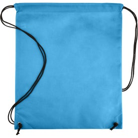 Promotional Non Woven Cinch Up Back Pack