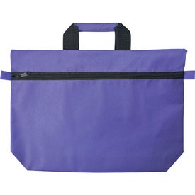 Non-Woven Document Bag Printed with Your Logo
