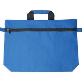 Non-Woven Document Bag for Advertising