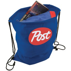 Non Woven Draw String Backpack