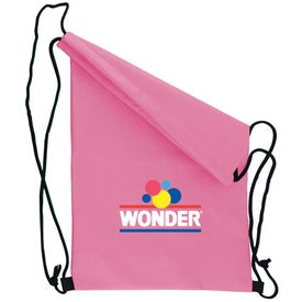 Non Woven Draw String Backpack for your School