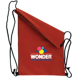 Non Woven Draw String Backpack for Your Church