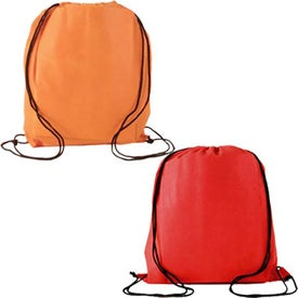 Water Resistant Non Woven Drawstring Backpack for Customization