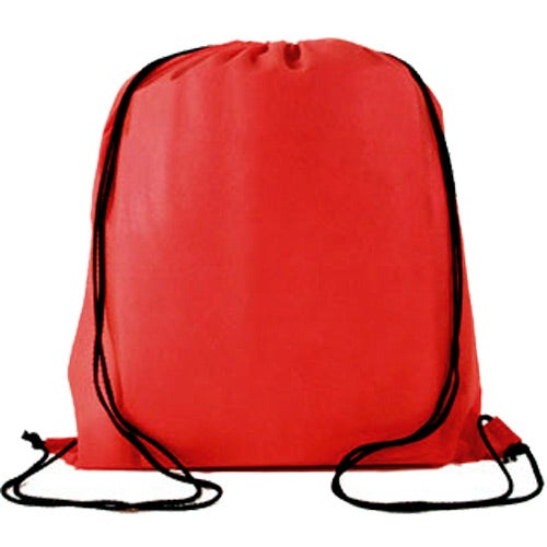 Promotional Water Resistant Non Woven Drawstring Backpack with ...