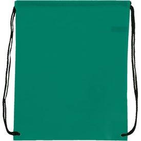 Printed Non-Woven Drawstring Backpack