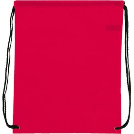 Imprinted Non-Woven Drawstring Backpack