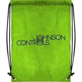 Advertising Non Woven Drawstring Backpack