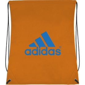 Non Woven Drawstring Backpack for your School