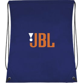 Imprinted Non Woven Drawstring Backpack