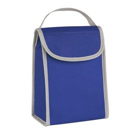 Non Woven Folding Identification Lunch Bag for your School