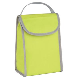 Customized Non Woven Folding Identification Lunch Bag