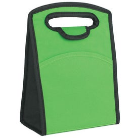 Non Woven Identification Lunch Bag for Promotion
