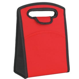 Printed Non Woven Identification Lunch Bag