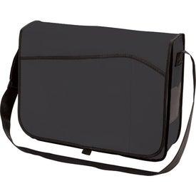 Branded Non-Woven Messenger Bag