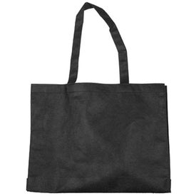 Monogrammed Non-Woven Tote Bag