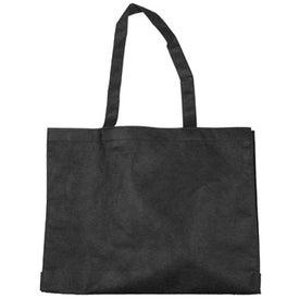 Monogrammed Non-Woven Tote Bag
