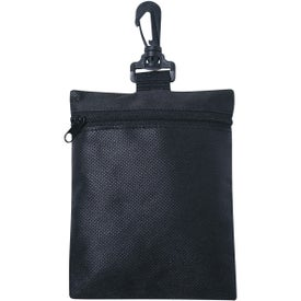 Non-woven Zippered Pouch for your School